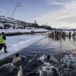 Verrückt und gesund: In Nordschweden werden Kurse im Winterbaden angeboten