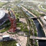 Londons neue grüne Lunge: der 250 Hektar große Queen Elizabeth Olympic Park