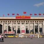 Ein chinesischer Superlativ: Pekings Tian'anmen Square ist der größte Platz der Welt