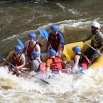 Rasanter Nervenkitzel auf wilden Wogen – White Water Rafting in West Virginia