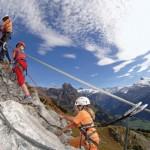 Alpines Klettervergnügen auch für Einsteiger