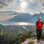 Wandern auf den Spuren von Goethe, Kafka und Rilke um den Gardasee