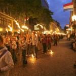 Luxemburg begeht seinen Nationalfeiertag