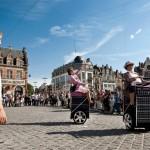 Streetart à la francaise  – das Nord-Pas de Calais tanzt und feiert auf der Straße