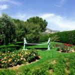 Rosengarten der Gracia Patricia neu eröffnet