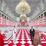 Imperialer Ball im Wiener Haus der Lipizzaner