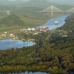 Der Panamakanal feiert den 100. Geburtstag