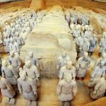 Gigantomanie bis in den Tod: Größte Grabanlage der Welt für den Kaiser von China