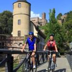 """Radtouren für Romantiker – auf idyllischen Routen durch das """"Liebliche Taubertal"""""""