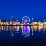 SkyWheel dreht sich am Katajanokka Hafen – Helsinki um eine Attraktion reicher