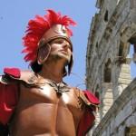 Gladiatorentage und Historienspiele in Istrien