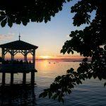 Der Bodensee: drei Länder, ein See, ein Radweg