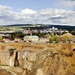 """Weltkulturerbe aktiv erleben: """"Der Weg des Wassers"""" rund um das Kupferbergwerk Falun"""