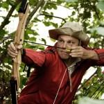 Wie Robin Hood durch die Alpen: Bogensportparcours am Fuße der Zugspitze