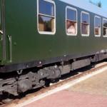 Ein Stück Ostalgie auf Schienen: DDR-Zug-Hotel im mecklenburgischen Gadebusch eröffnet