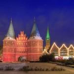 """Lübeck – magische """"Weihnachtsstadt des Nordens"""""""