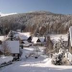 Grenzenlos Skiwandern im Zittauer Gebirge