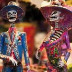 Tödliche Tradition: Schrill und farbenfroh feiert Mexiko den Tag der Toten