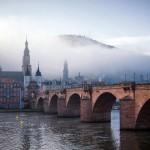 """Romantische Radtour durch den Herbst – auf der """"bergstrasse naturnah"""" ins Umland von Heidelberg"""