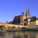 Regensburg – Welterbe an beiden Donau-Ufern