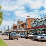 Zünftiges Oktoberfest im australischen Outback