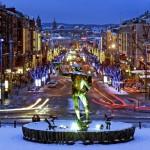 Alle Jahre wieder: Göteborg verwandelt sich zur maritimen Weihnachtsstadt