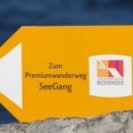 """SeeGang"" – Premiumwandern mit Bodensee-Blick"