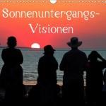 Sonnenuntergangs-Visionen für das ganze Jahr