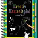 Kritzel-Kratzel Vergnügen für Nachwuchs-Picassos