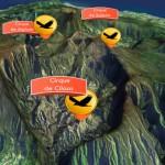 La Réunion App mit grandiosen Panoramen