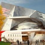 Neue Philharmonie in Paris eröffnet im Januar