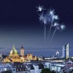 Leipzig gibt sich 2015 ganzjährig in Feierlaune