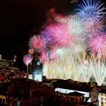 Madeira begeht das Jahresende überaus festlich
