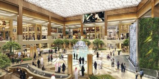 Shopping-Tempel der Superlative für Abu Dhabi