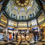 Die U-Bahn in London einmal anders: ein Netz voller Sehenswürdigkeiten