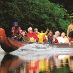Geheimtipp Suriname: Im Langboot zu den Indios