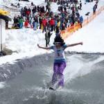 Eiskalter Spaßwettbewerb auf der Medrigalm