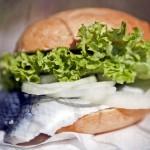 Kultiger Leckerbissen:Welt-Fischbrötchen-Tag im Mai