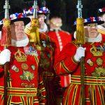 Famoses Schlüsselerlebnis im Tower of London