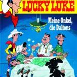 Die Daltons als Patenonkel unterwegs – neuer Lucky Luke Band zu gewinnen
