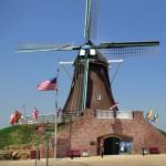 Windmühlen und Holzschuhtanz am Mississippi