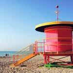 Novum: Kostenlose Sonnencreme in Miami Beach