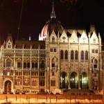 Streifzug durch das Parlament in Budapest