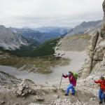 Weitwandern mit Kick am neuen Tiroler Adlerweg
