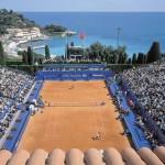 Internationale Tennis-Elite schlägt in Monaco auf
