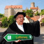 Lutherweg in Sachsen wird im Mai eingeweiht