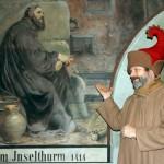 Führungen zu Jan Hus – Konstanz erinnert zu 600. Todestag an den böhmischen Reformator