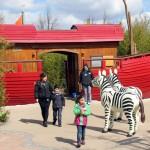 Ein Paradies für bewegungsfreudige Playmobil-Fans: der Funpark in Zirndorf