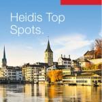 Kostenlose Schweiz-App verrät Städte-Geheimtipps