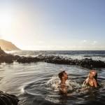 Famose Naturschwimmbecken auf den Kanaren